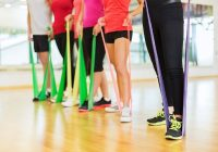 esercizi con banda elastica