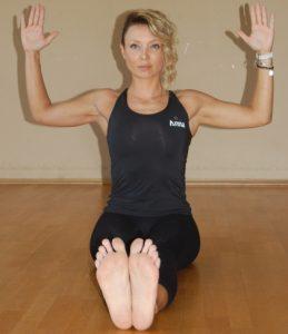 esercizi seno alto e tonico postura