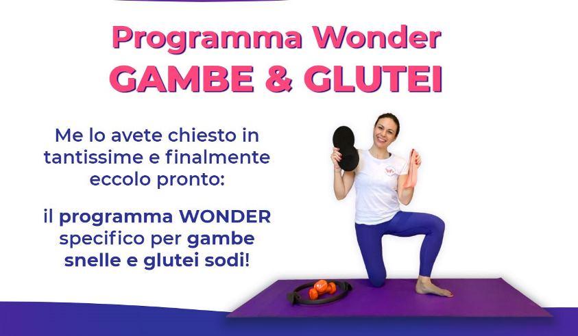 esercizi corpo libero glutei e gambe