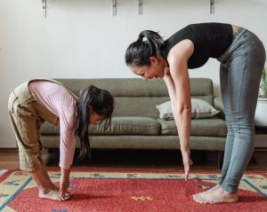 stretching da casa