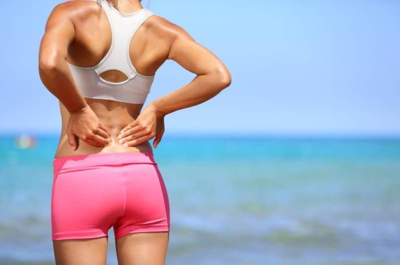 dolore alla schiena zona lombare